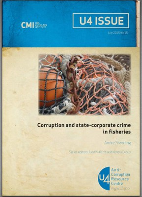 Corruption and state-corporate crime in fisheries