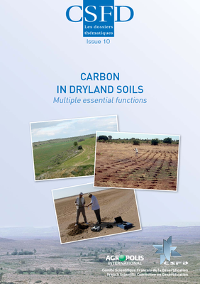 CARBON  IN DRYLAND SOILS Multiple essential functions
