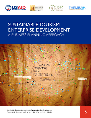 ST5. Sustainable Tourism Enterprise Development - A Business Planning Approach