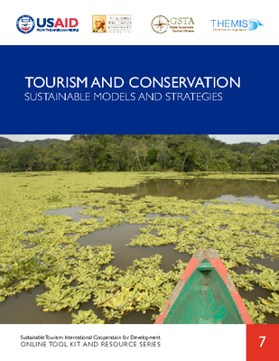 ST7. Tourism and Conservation - Sustainable Models And Strategies