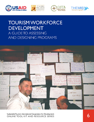 ST6. Tourism Workforce Development - A Guide To Assessing And Designing Programs