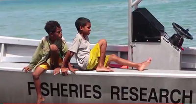 Coastal Fisheries Help Combat Hunger and Malnutrition in Timor-Leste