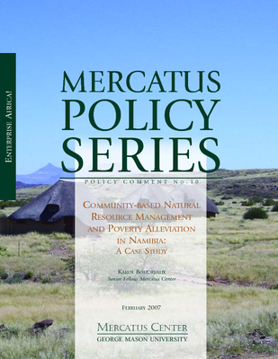 Community-Based Natural Resource Management in Namibia: A Case Study