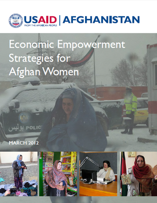 Economic Empowerment Strategies for Afghan Women