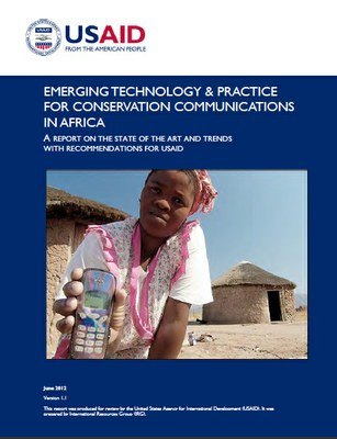 Emerging Technology & Practice for Conservation Communications in Africa