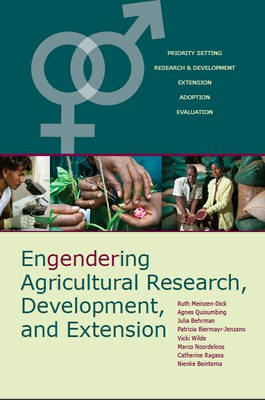 Engendering Agricultural Research, Development, and Extension