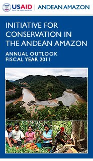 Initiative for Conservation in the Andean Amazon Featured June 18, 2011