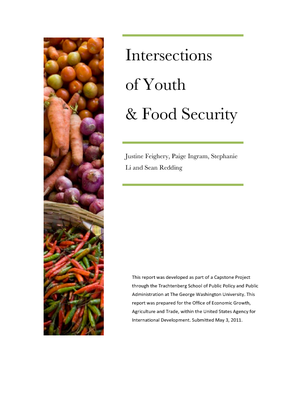 Intersections of Youth & Food Security