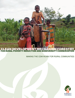 Clean development mechanism forestry for rural poverty reduction and biodiversity conservation: Making the CDM work for rural communities