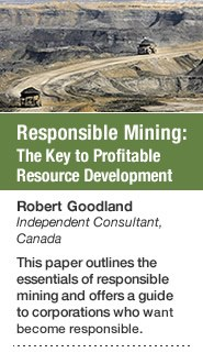 Responsible Mining: The Key to Profitable Resource Development