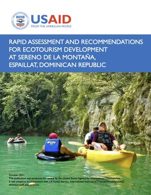 Rapid Assessment and Recommendations for Ecotourism Development at Sereno de la Montaña, Espaillat, Dominican Republic