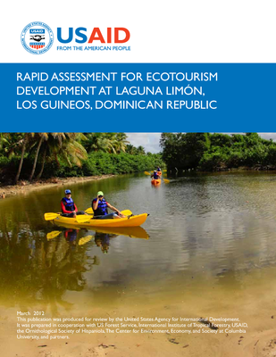 Rapid Assessment for Ecotourism Development at Laguna Limón, Los Guineos, Dominican Republic