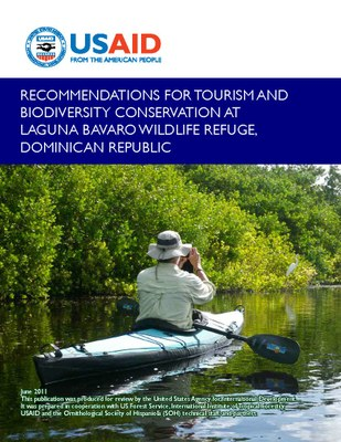 Recommendations for Tourism and Biodiversity Conservation at Laguna Bavaro Wildlife Refuge, Dominican Republic