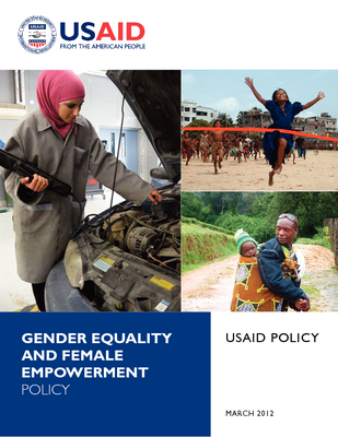 USAID Policy: Gender Equality and Female Empowerment