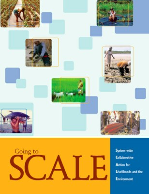Going to SCALE – System-wide Collaborative Action for Livelihoods and the Environment (English)