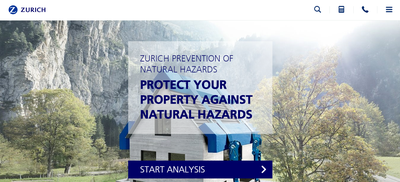 Zurich Prevention of Natural Hazards: Protect Your Property Against Natural Hazards