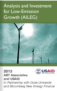 Cover: Analysis and Investment for Low-Emission Growth (AILEG)