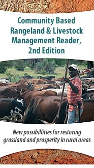 Cover: Community-based Rangeland & Livestock Management Reader, 2nd Edition