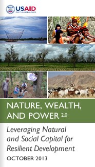 Cover: Nature, Wealth, and Power 2.0: Leveraging Natural and Social Capital for Resilient Development October