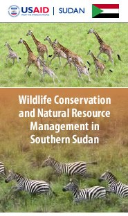 Wildlife Conservation and Natural Resource Management in Southern Sudan Featured March 8, 2011