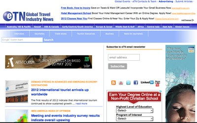 E Turbo News Global Travel Industry News