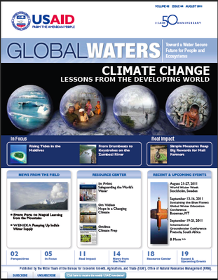 USAID Global Waters: Lessons From the Developing World - Climate Change | August 2011
