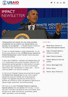 USAID Impact Newsletter: August 2, 2016