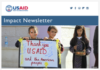 USAID Impact Newsletter February, 2015