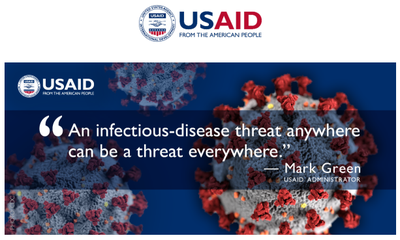 USAID Newsletter March 19, 2020
