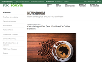 Calculating A Fair Deal For Brazil's Coffee Farmers