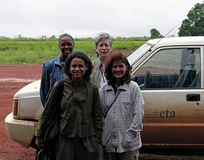 brazil survey team
